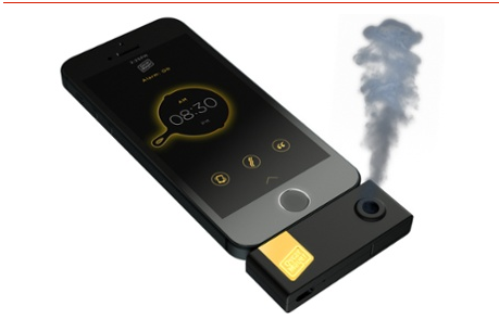 Wake up and smell the bacon with this limited edition iPhone alarm  http://t.co/2OhFN97m0z http://t.co/f73QJQ9IxG