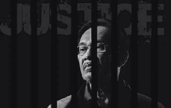 john ℬ heng on twitter anwar ibrahim in jail will trigger the