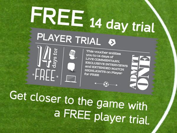 match co uk free trial