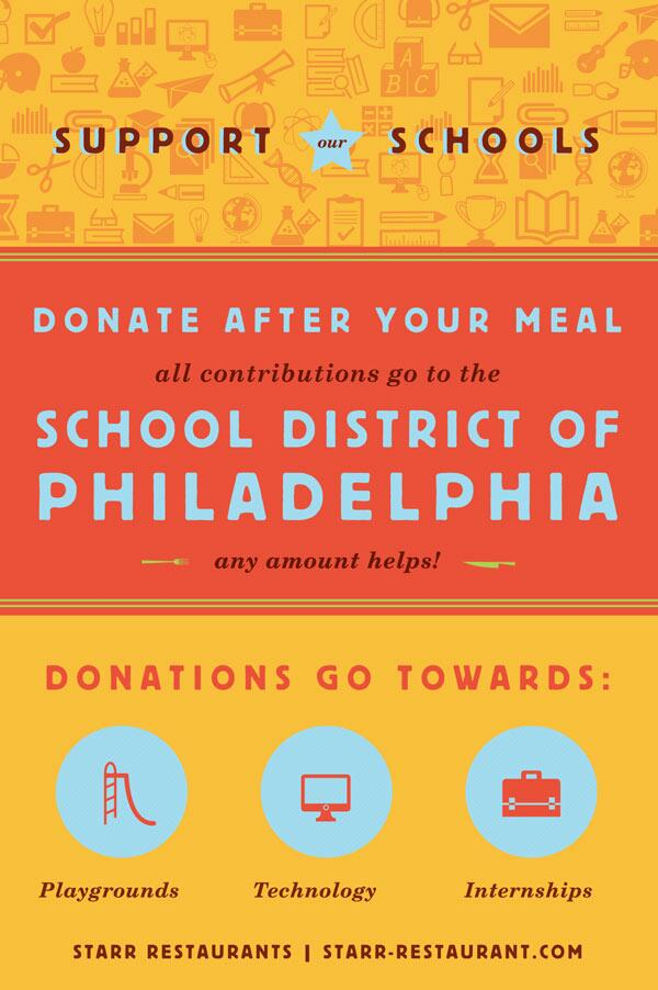 Enjoy the warm weather this weekend and Support Our Schools with @PhillyEducation! http://t.co/Q06Ix0u73H