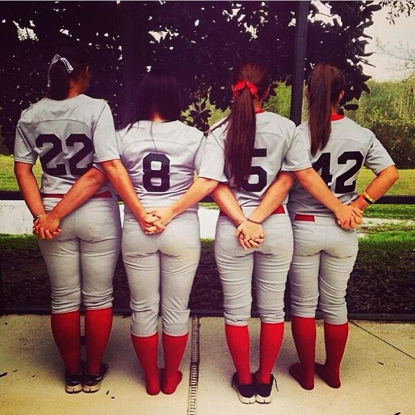 Shtballplayrsdo Gotta Love Them Softball Butts Pic Twitter Com Svhsowoj2e Such A Wonderful Sight