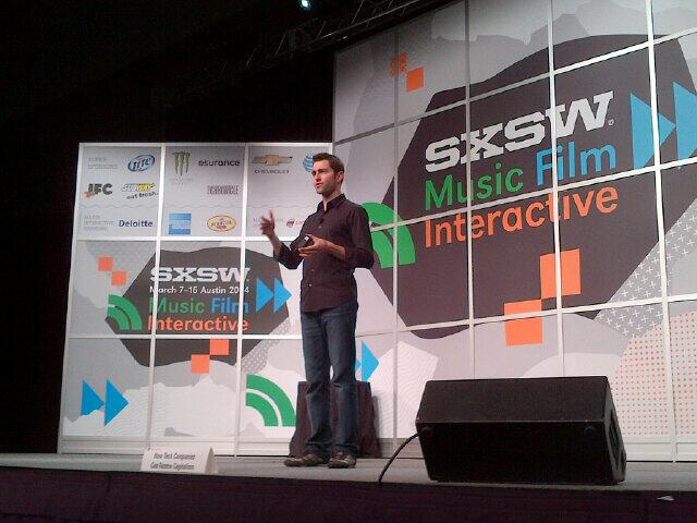 "RT @neo_Ogilvy: ""You are what you measure"" Ben Rattaray, founder of http://t.co/hef5nxmdQ6 on stakeholder management #OgilvySXSW http://t.c…"