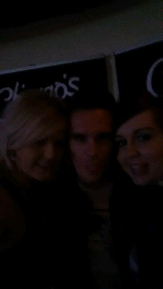 RT @xlilxsianyx: @GazGShore loved meeting gaz tnight u beauty wherea the after party hahahaha xx http://t.co/7NhbvMxv3s