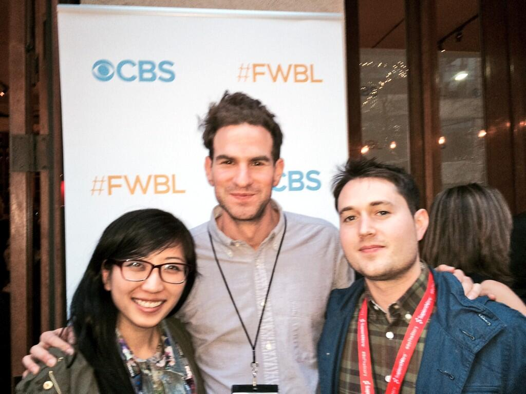 RT @gcast2: #sxsw #fwbl OMD Ignition Factory are friends with better lives! @OMD_USA http://t.co/OOWagnPCsK