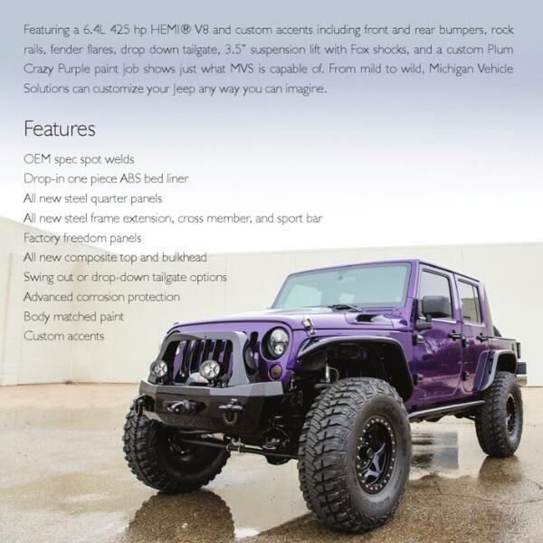 MI Vehicle Solutions (@MVS_Custom) | Twitter