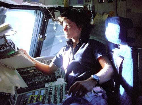 Sally Ride to be inducted in Women in Aviation International's Pioneer Hall of Fame https://t.co/sxsZlrjVoH http://t.co/a0eoINUXUq
