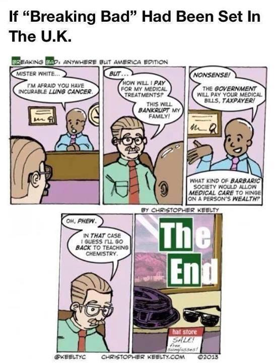 What if Breaking Bad had been set in the UK?.. http://t.co/WjkDsCSDLG