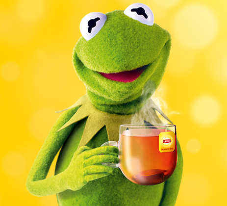 Watch Lipton's fun new ad featuring the Muppets here: http://t.co/HkINojizxY http://t.co/WMaWZuF3F2