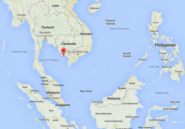 Phu Tho Vietnam  city photo : Vietnam navy official: MH370 crashed into the ocean near Tho Chu ...