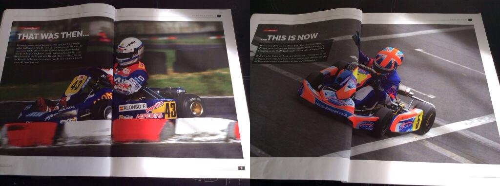 Twitter / OliverYork1: Thank you to @kartingmagazine ...