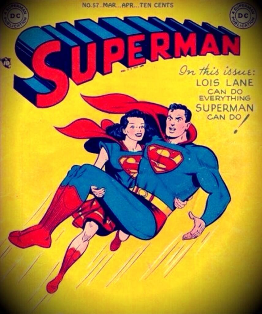 RT @SupermanTweets: Women of the Earth, I wish you a Happy International Women's Day.   NEVER FORGET HOW POWERFUL YOU ARE.  #IWD2014 http:/…