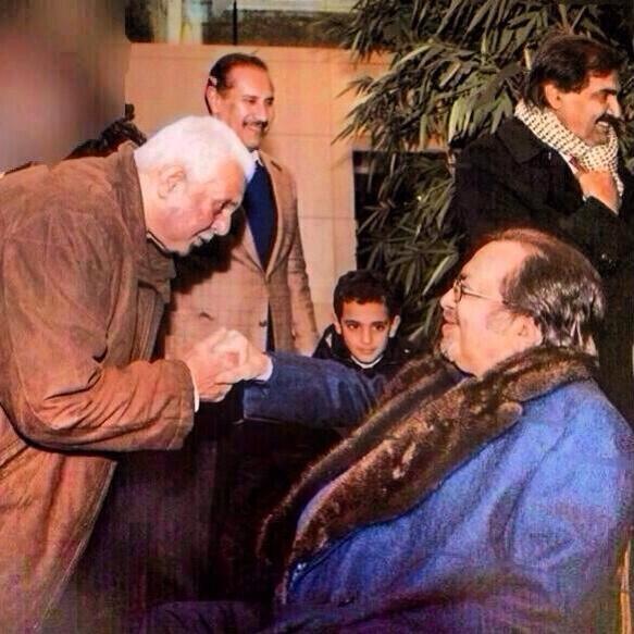 العديد Sur Twitter سمو الأمير الأب خليفة بن حمد حفظه الله وسمو