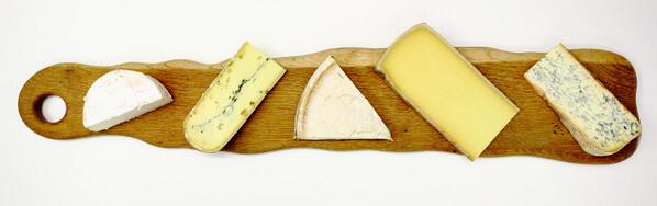 The unique appeal of Jura wines need a cheeseboard like this! Brillat,Morbier,Mont d'Or,Grand Reserve Comte &Bleu Gex http://t.co/xkjY5GWetF