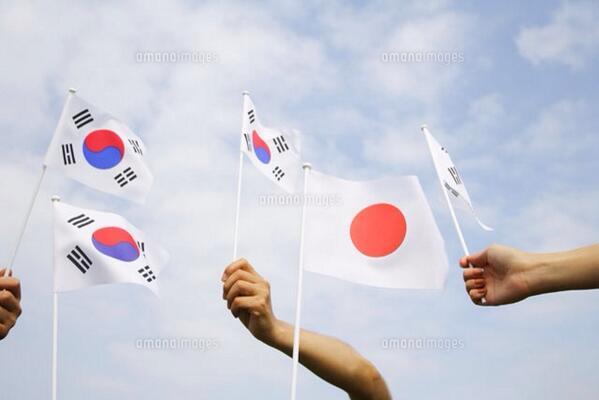 韓国と日本が仲良くなればいいなと思う人はRTお願いします!!