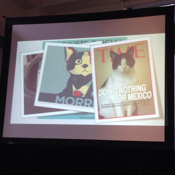The democratization of politics through #memes in Mexico - @andresmh #LOLNations #sxsw http://t.co/hijvt7853d