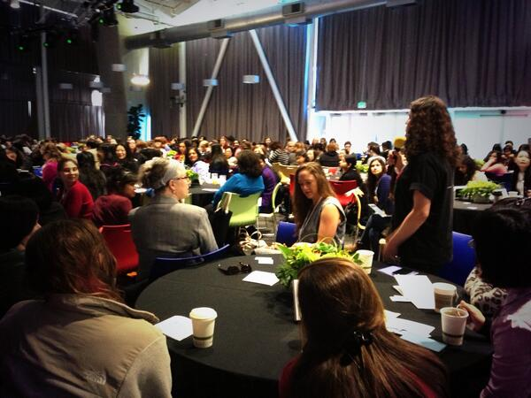 @TellMeMoreNPR Women are here from all over the world! #WomenTechmakers Rock!! #NPRWIT http://t.co/peFUo6QQBu