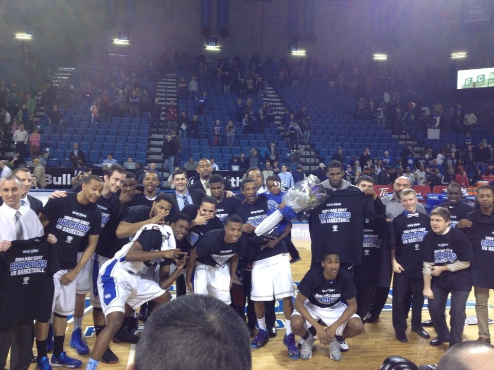 Twitter / UBAthletics: Congrats to @UBmenshoops First ...