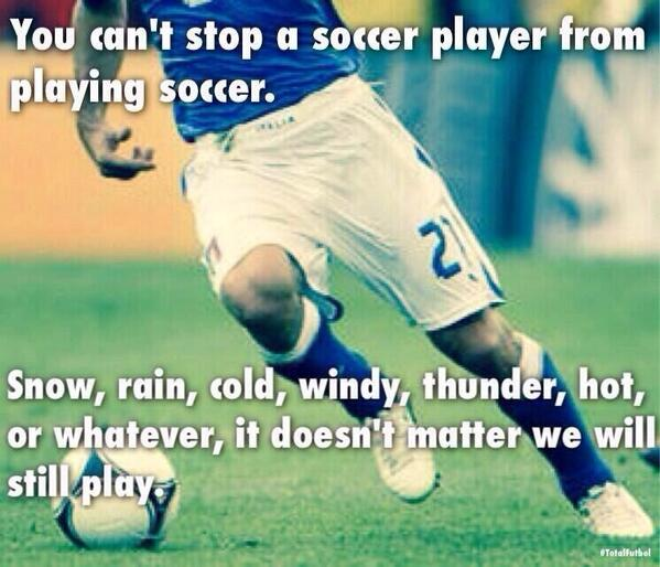 Cisco On Twitter At Boysoccerprobs Another Reason Why Soccer Is