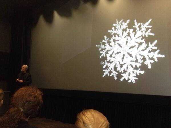 Walter Murch - Good filmmaking is a struggle between control and spontaneity. http://t.co/DtzCaSKIio