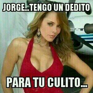 """Elvira Rodriguez on Twitter: """"JORGE REYES MIRA LO Q TENGO PARA TI jajajajajajajajajajaja ya sabemos quien te rellena pan canilla jajajajajaj ..."""