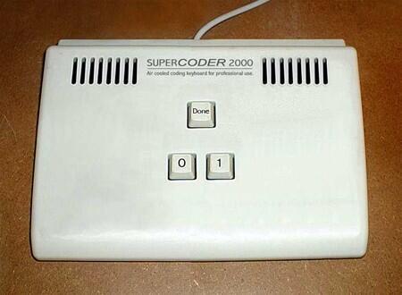 キーボード欲しいからネットで探してて、まさかと思って二進数キーボード調べたらあったww pic.twitter.com/HJhha0kA5M