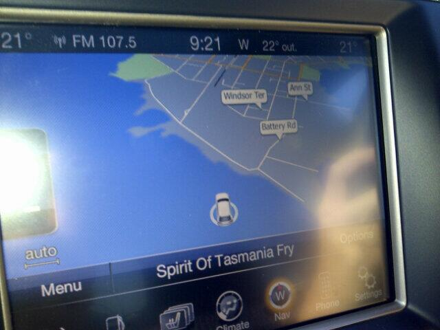 RT @mikeycollier: I think our sat nav needs an upgrade http://t.co/F8YMfm8BDI
