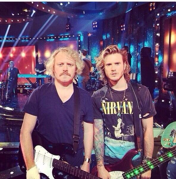 New member of Mcbusted http://t.co/VntHrFhedA