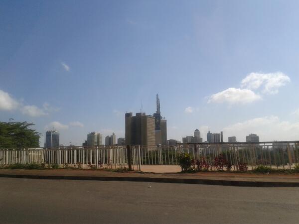 Jambo, Nairobi... #scholarAfrica http://t.co/4VmEGkwpDs