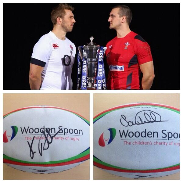 Last chance to enter the competition for the Warburton and Robshaw signed ball! Simply RT to enter! #EngvWales #6N http://t.co/S5MkUzqTn2