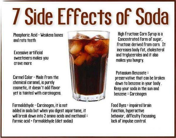 7 Side-Effects of Soda. http://t.co/4D51JqohuI