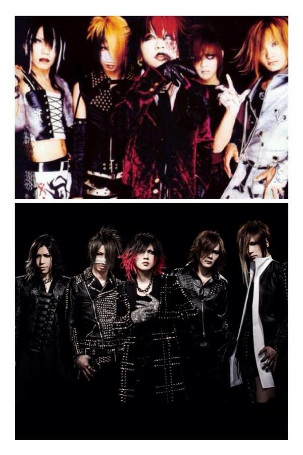 HAPPY 12th ANNIVERSARY  #theGazettE12th http://t.co/HwgIAZ1S1w