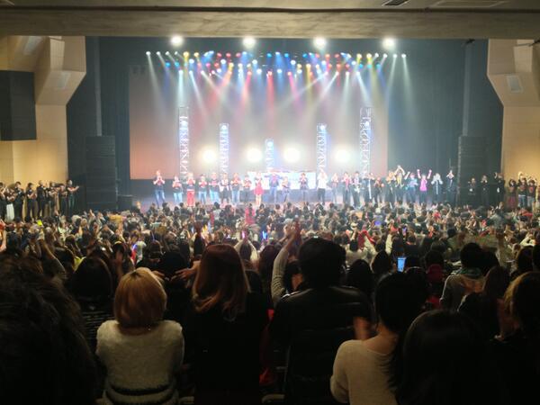 東海出身のアーティストがひとつに!  素敵な夜でした!! http://t.co/bBbcU42ccg