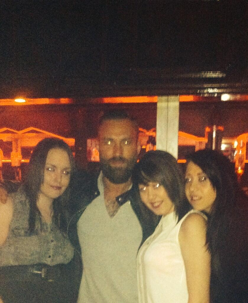 RT @HoyAnnmarie: What a great Night. #puregentleman @CalumBest http://t.co/Rr8YqR7J0R