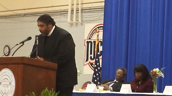 Rev Barber in Selma-PROGRESS CAME THRU BLOOD/SACRIFICE @ncnaacp @NAACP @RepTerriSewell @JointCenter http://t.co/p5TFwT7lbg