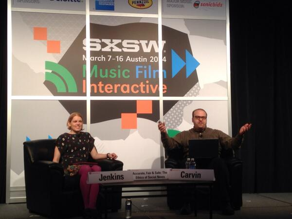 Fascinating discussion about social newsgathering #ethics at #SXSW #UGCethics http://t.co/jMLumR7t20
