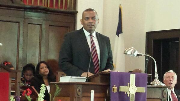 ".@SecretaryFoxx in Selma on #MyBrotherskeeper: ""All of America will win."" @HeatherFoster20 @JointCenter http://t.co/aP0xufvHZT"