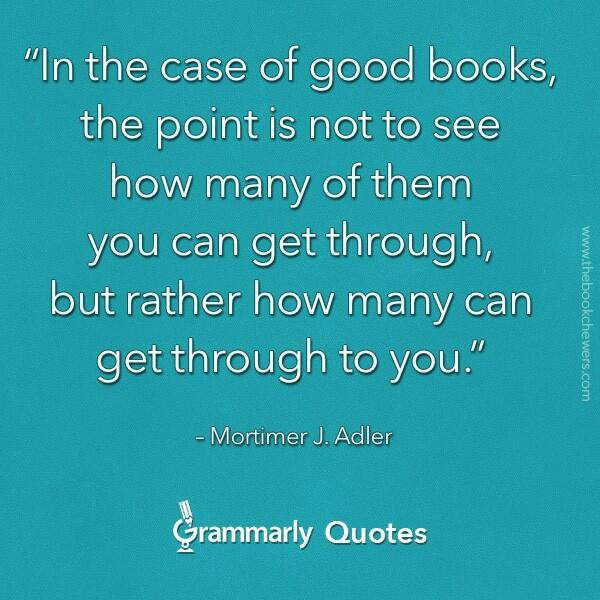 Grammarly On Twitter Read More Books Quotes Http T Co