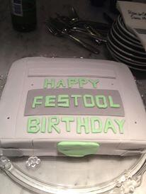 Check out this Festool Systainer birthday cake sent in from our fan David Garner! http://t.co/6UQl924A59