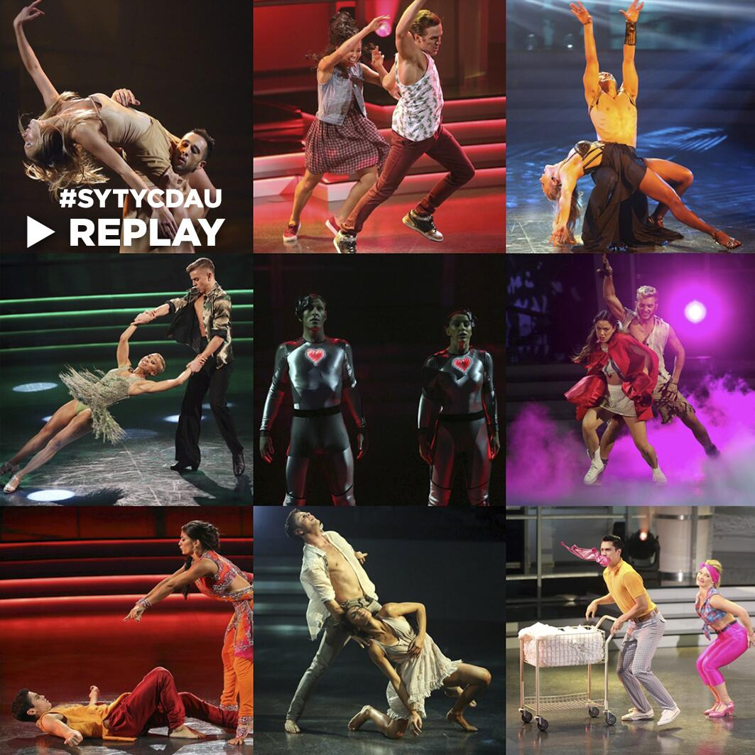 RT @SYTYCDAU: What were your favourite performances from last night? #SYTYCDAU Watch again → http://t.co/kAQReeg4Ac http://t.co/hrhziAFwrS