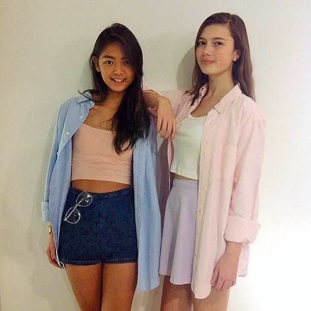 Fresh for spring! Pair unisex basics with pastel crops: http://t.co/WHs3TKkePV http://t.co/rAoNeRerSg