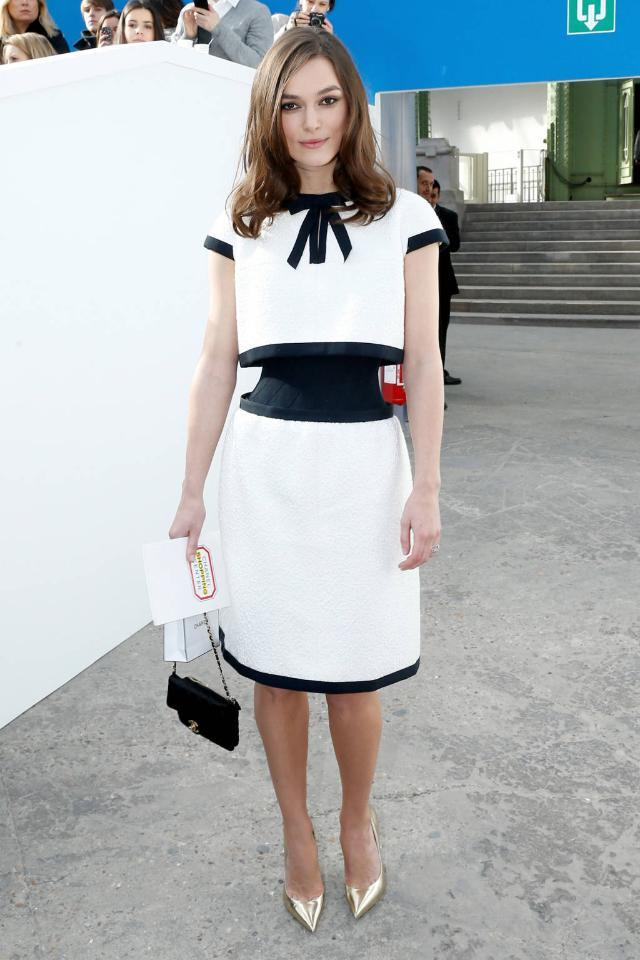 The 10 best-dressed ladies at Paris Fashion Week: http://t.co/SHE1UOUMtv http://t.co/bYEVtl2fOa
