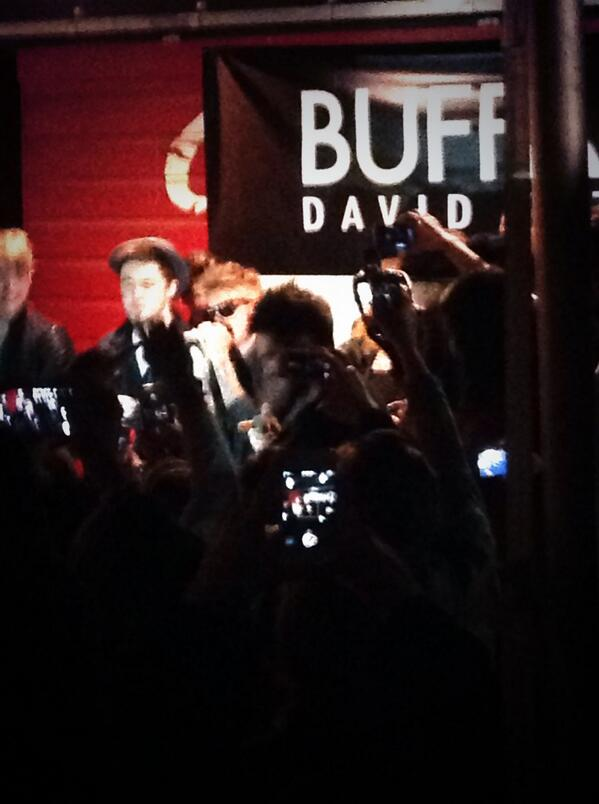 .@justinbieber at #SXSW tonight! Here's a pic. http://t.co/5jCXihutL4
