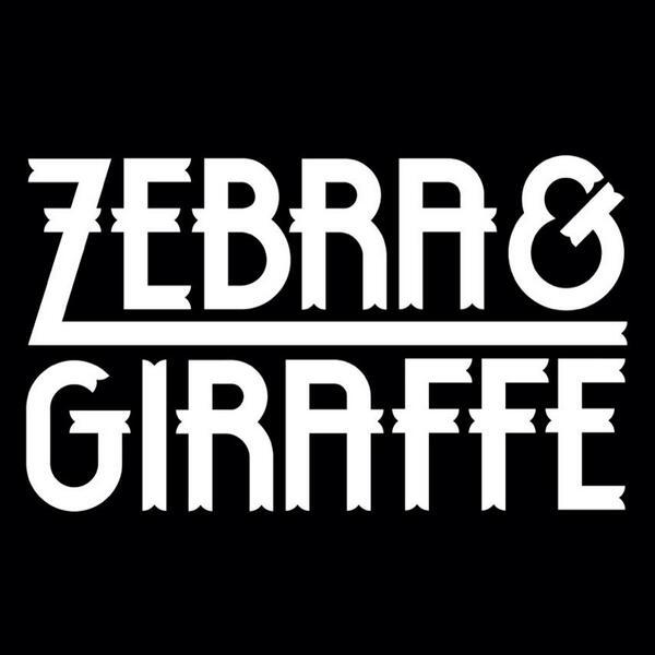 New #zebraandgiraffe logo by @hyltonwarburton // New EP coming soon http://t.co/12IhhMFO7a