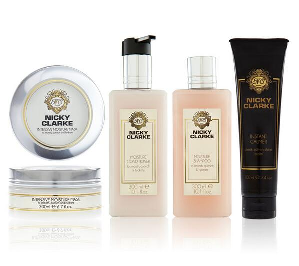 MONDAY GIVEAWAY! FOLLOW & RT for a chance to win the ultimate @NickyClarkeUK luxury moisture package! http://t.co/fu6MJPn7H3