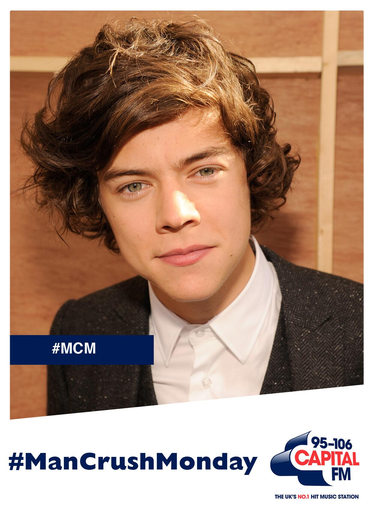 Well you had your say and #MCM this week is @Harry_Styles http://t.co/3zQ5PvJ2Ix