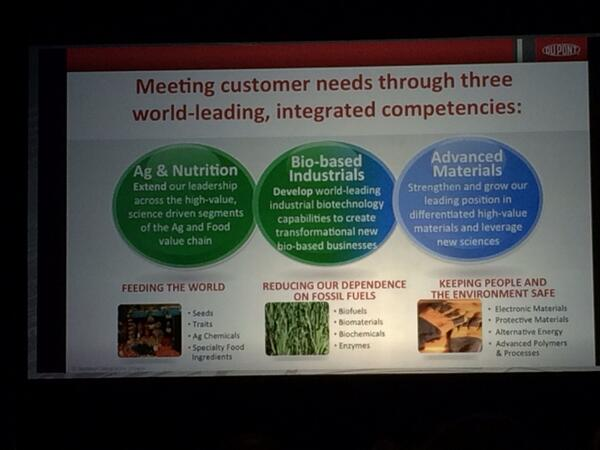 DuPont involvement in Africa - Tom Connelly #oppafrica http://t.co/CIAvxvYiiN