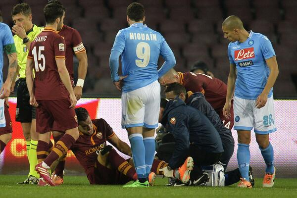 Kevin Strootman will miss Holland World Cup campaign due to serious knee injury, set for 9 month lay off