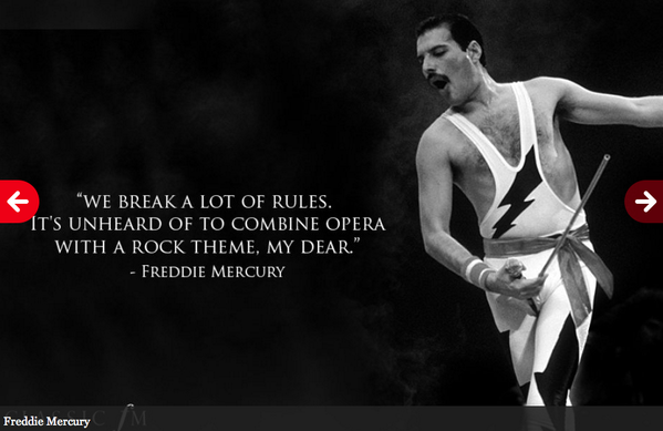 Queen On Twitter Classical Music Quotes From Rock Musicians