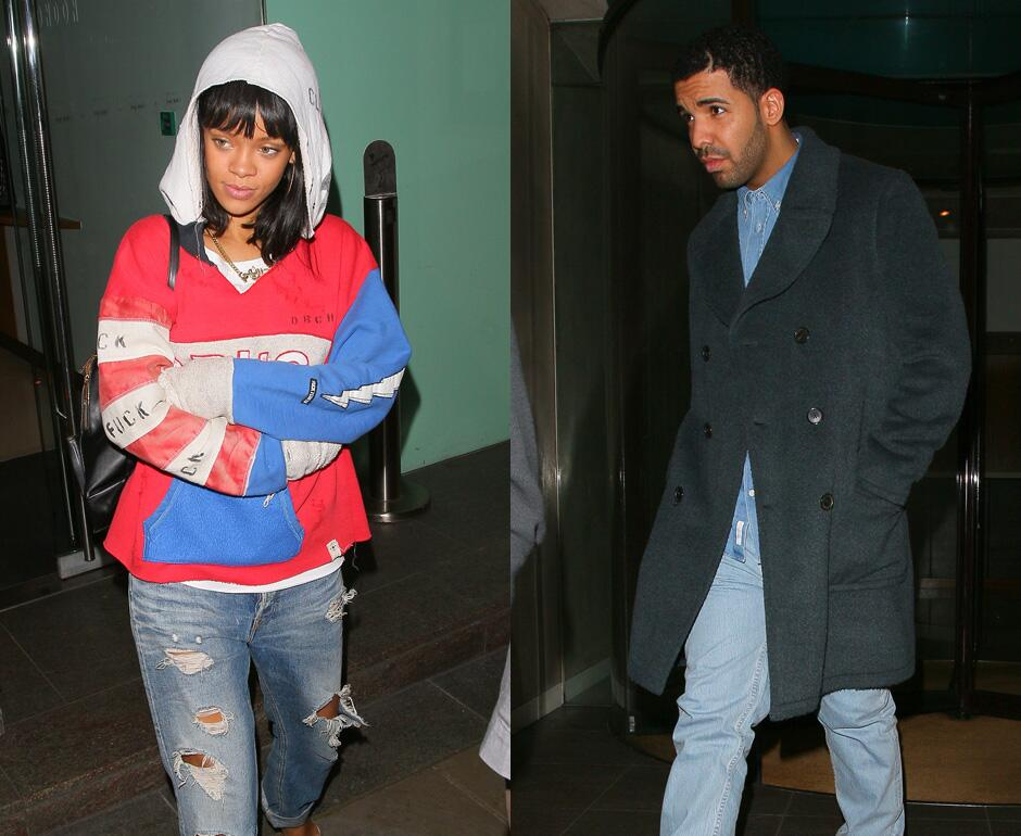 So Rihanna and Drake…? Do we think they should get back together? http://t.co/n4uTSCWDN0 http://t.co/w7Zv9RLo2d