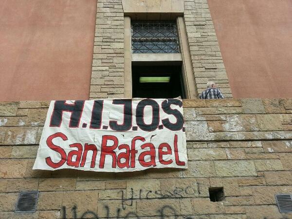 H.I.J.O.S. San Rafael presente en los #JuicioLesaHumanidad #Mendoza http://t.co/901Ri4BGny